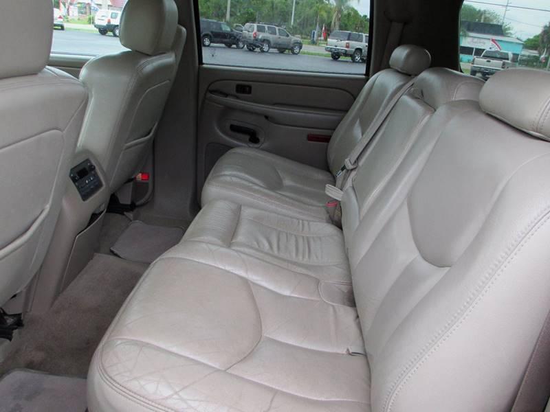 2004 GMC Yukon XL 1500 SLT 4dr SUV - Mount Dora FL