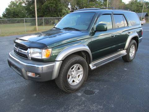 2002 Toyota 4Runner for sale in Mount Dora, FL