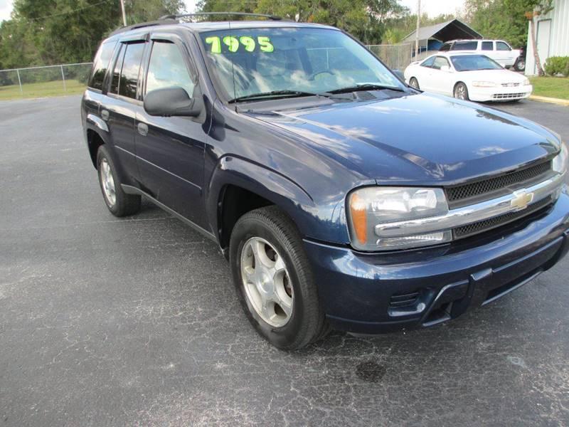 2008 Chevrolet TrailBlazer 4x2 LS Fleet2 4dr SUV - Mount Dora FL