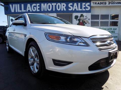 ford taurus for sale in buffalo ny village motor sales. Black Bedroom Furniture Sets. Home Design Ideas