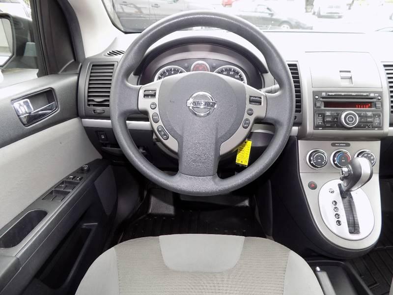 2011 Nissan Sentra 20 4dr Sedan Cvt In Buffalo Ny Village Motor Sales