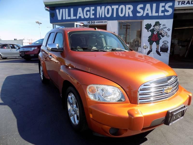 2006 Chevrolet Hhr Lt 4dr Wagon In Buffalo Ny Village Motor Sales