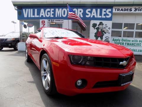 2011 Chevrolet Camaro for sale in Buffalo, NY