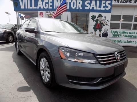 Village Motor Sales – Car Dealer in Buffalo, NY