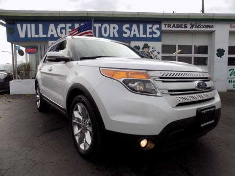 2012 Ford Explorer for sale in Buffalo, NY