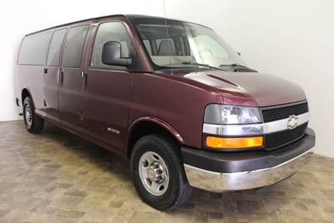 2004 Chevrolet Express Passenger for sale in Grand Rapids, MI