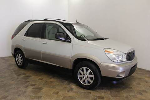 2004 Buick Rendezvous For Sale In Michigan