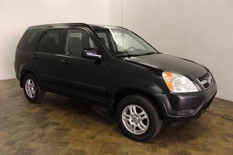 2004 Honda CR-V for sale in Grand Rapids, MI