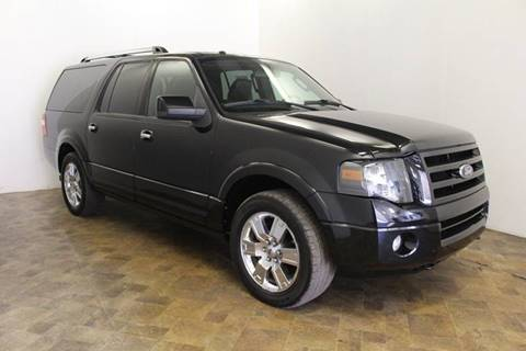 2009 Ford Expedition EL for sale in Grand Rapids, MI