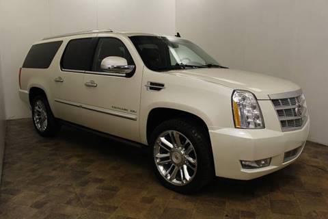 2013 Cadillac Escalade ESV for sale in Grand Rapids, MI