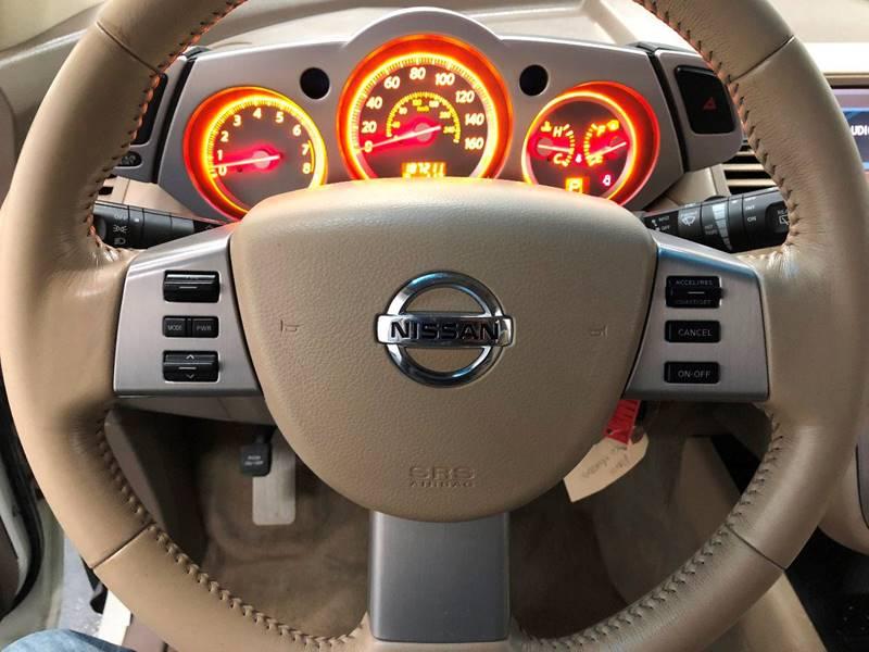 2006 Nissan Murano In Grand Rapids Mi Paris Motors Inc