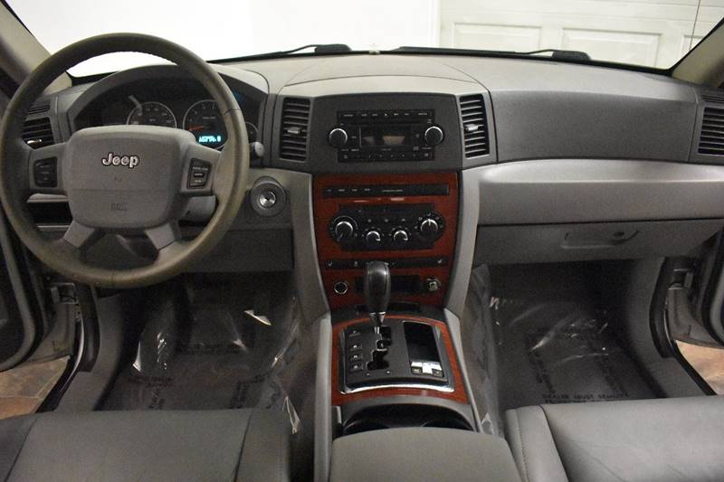2005 Jeep Grand Cherokee 4dr Limited 4wd Suv In Grand