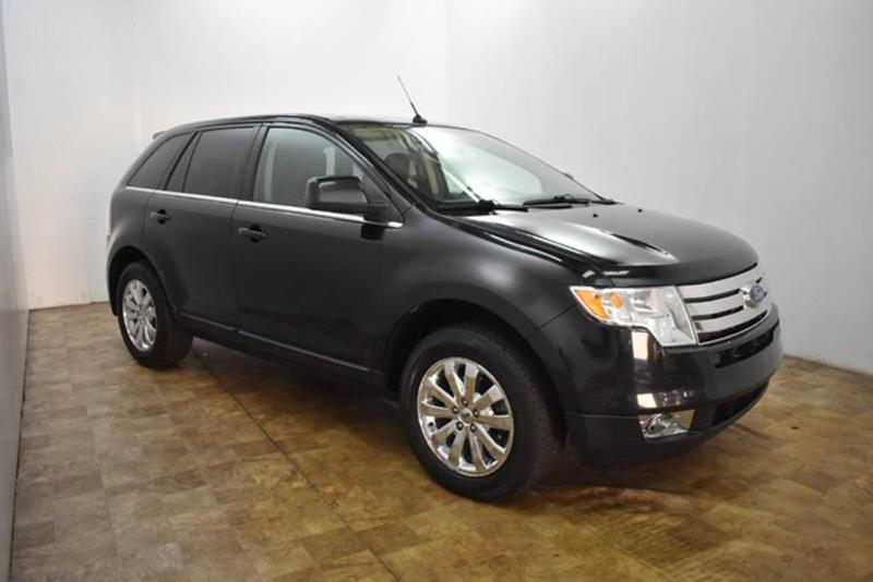 2010 ford edge awd limited 4dr crossover in grand rapids mi paris rh parismotors com 2010 Ford Edge Navigation System Ford Edge User Manual