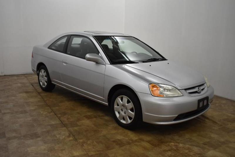 2002 Honda Civic EX 2dr Coupe   Grand Rapids MI