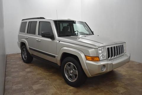 2008 Jeep Commander for sale in Grand Rapids, MI