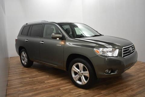 Toyota Grand Rapids >> 2008 Toyota Highlander For Sale In Grand Rapids Mi