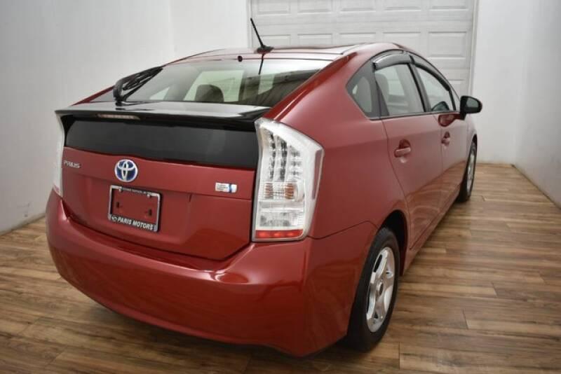 2010 Toyota Prius III 4dr Hatchback - Grand Rapids MI