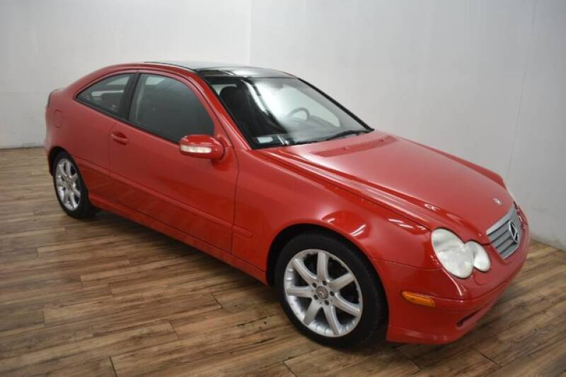 2002 Mercedes-Benz C-Class C 230 Kompressor 2dr Hatchback - Grand Rapids MI