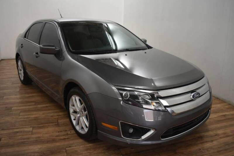 2010 Ford Fusion SEL 4dr Sedan - Grand Rapids MI