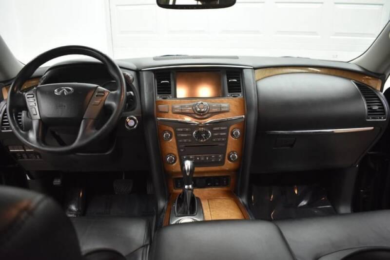 2012 Infiniti QX56 4x4 4dr SUV - Grand Rapids MI