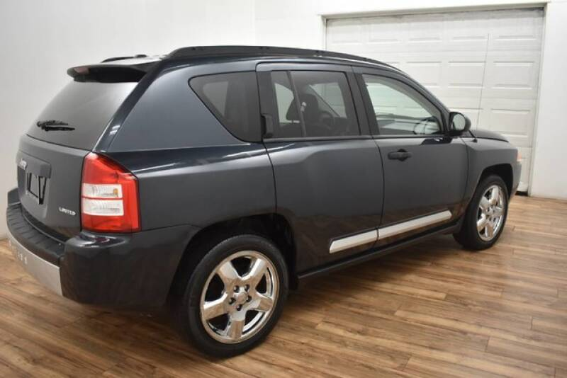 2007 Jeep Compass 4x4 Limited 4dr Crossover - Grand Rapids MI