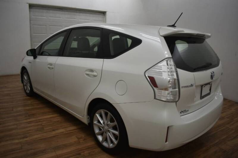 2012 Toyota Prius v Three 4dr Wagon - Grand Rapids MI