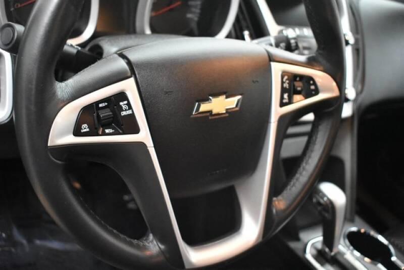 2012 Chevrolet Equinox LT 4dr SUV w/ 1LT - Grand Rapids MI