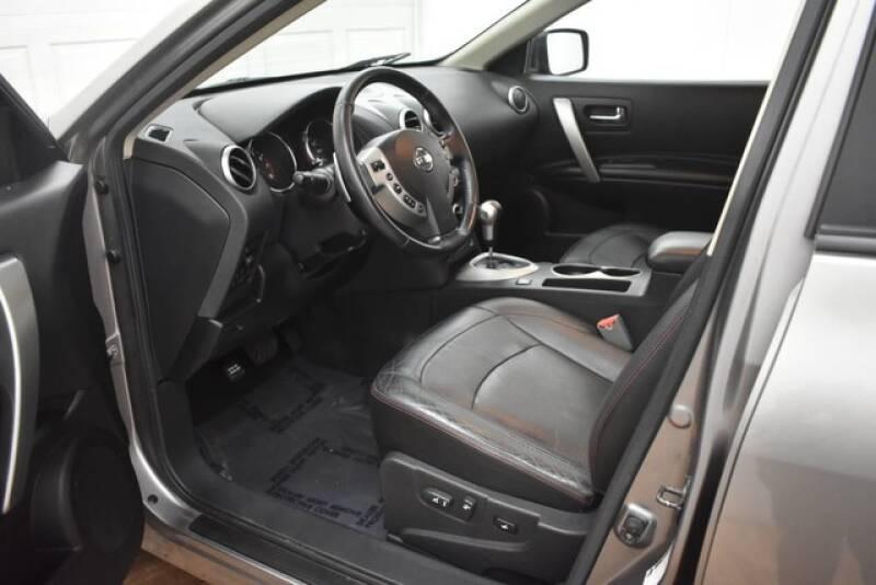 2008 Nissan Rogue AWD SL Crossover 4dr - Grand Rapids MI