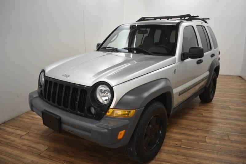 2006 Jeep Liberty Sport 4dr SUV 4WD - Grand Rapids MI