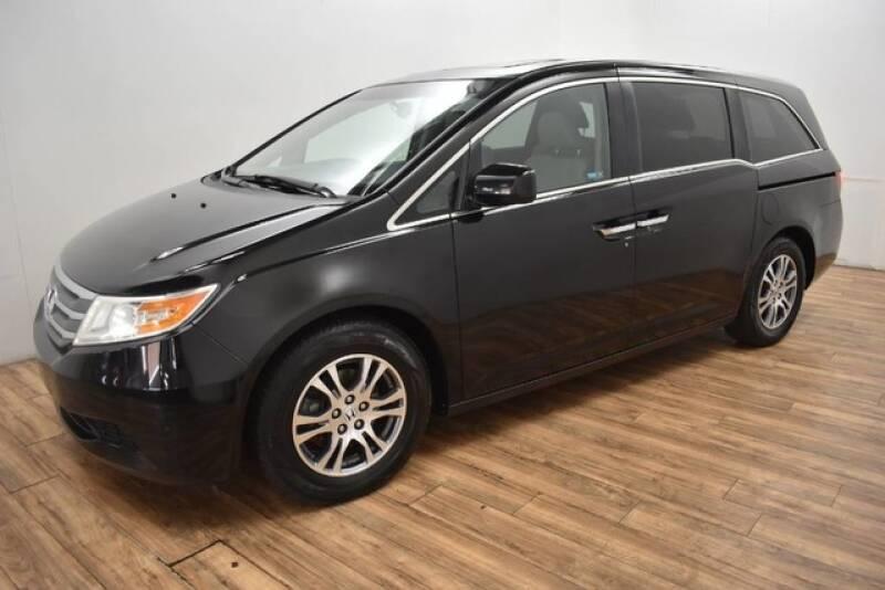 2012 Honda Odyssey EX-L 4dr Mini-Van - Grand Rapids MI