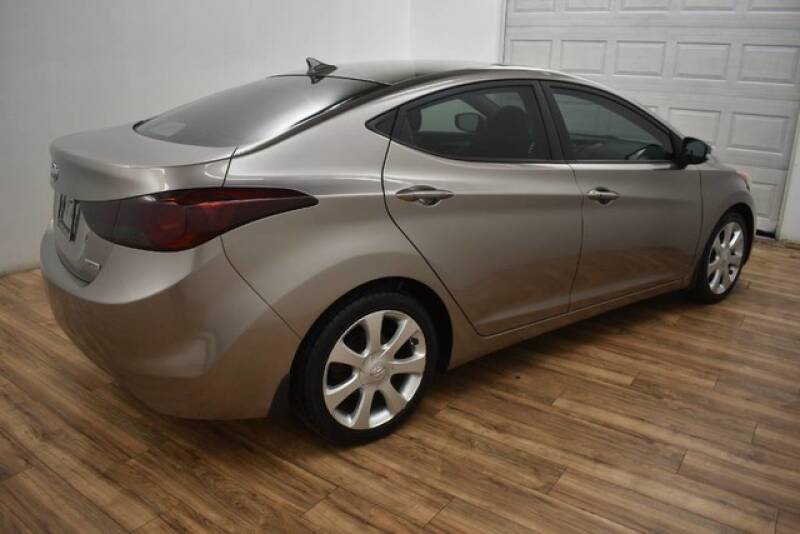 2013 Hyundai Elantra Limited 4dr Sedan - Grand Rapids MI