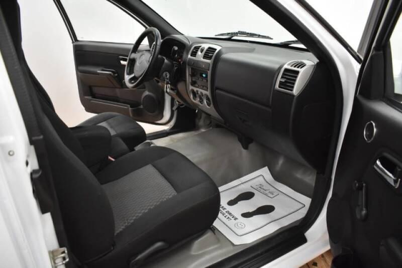 2009 Chevrolet Colorado 4x2 Work Truck Extended Cab 4dr - Grand Rapids MI