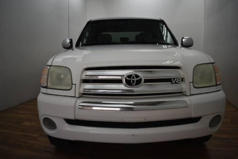 2004 Toyota Tundra 4dr Double Cab SR5 4WD SB V8 - Grand Rapids MI