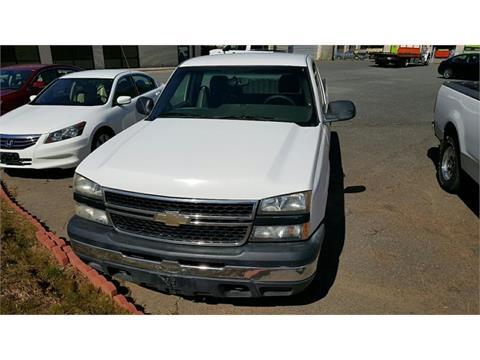 2007 Chevrolet Silverado 1500 for sale in Concord, NC