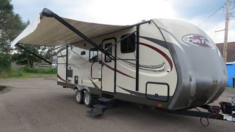2013 Cruiser RV Fun Finder M265RBSS for sale in Springville, NY