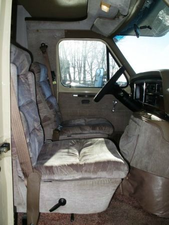 1990 Ford Jamee Class C Motorhome 24' Model Custom 251 In