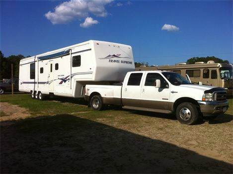 2017 RV Delivery All types