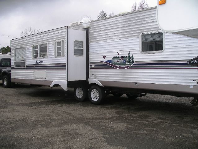 2003 Salem Travel Trailer Or Park Model 32Fkss Super