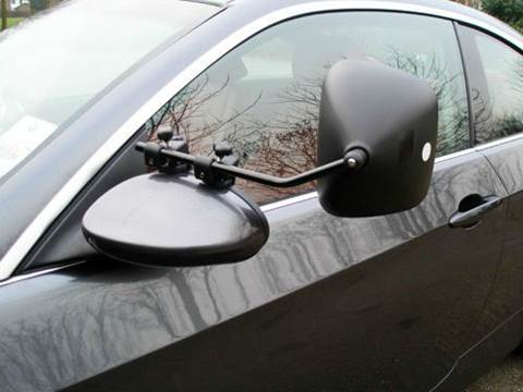 2014  ** Milenco Grand Aero **   Towing Mirrors