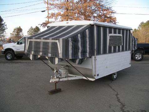 Very Retro Phoenix RV Campers Pickup Trucks For Sale