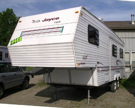 Jayco Jay 5Th Wheel RV Campers Pickup Trucks For Sale