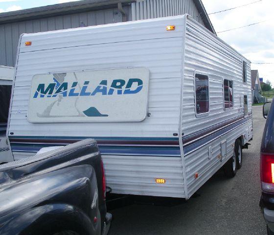 1999 Mallard Travel Trailer 25 A Bunkhouse In Springville