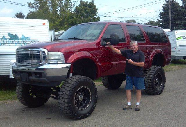 Ford Excursion Xlt Wd Springville Ny