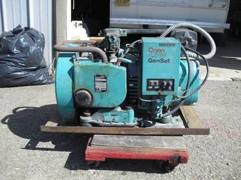 1980 ONAN Generator