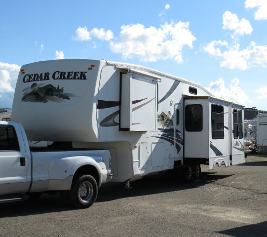 2009 Cedar Creek 5Th Wheel 5 Slide 36Rd5s In Springville