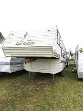 Used RV Trailers Springville Used Pickup Trucks East