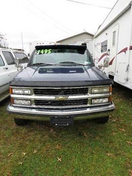 1996 Chevrolet C/K 3500 Series