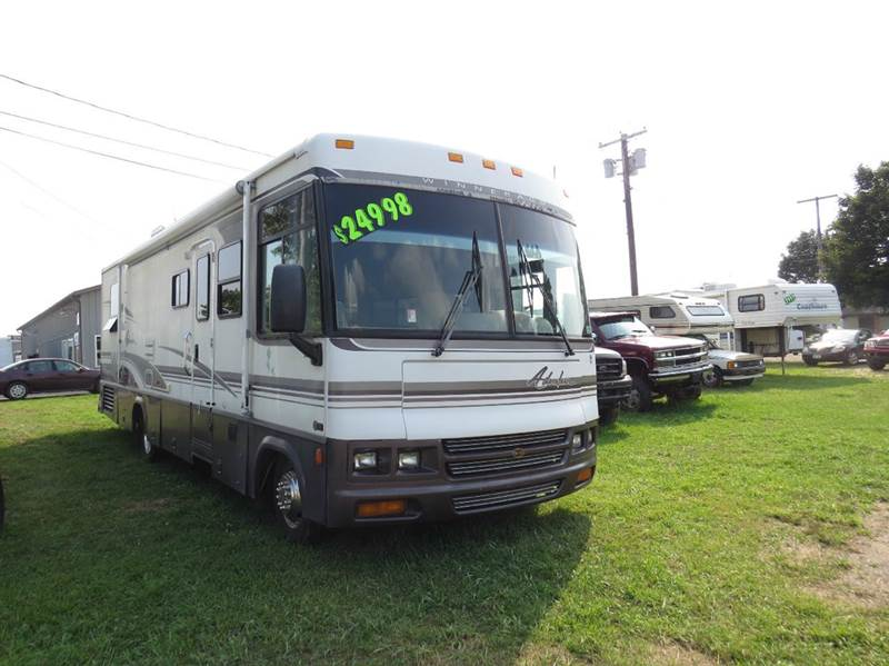 Perfect 2001 Winnebago Adventurer 35U For Sale In Tampa FL  Lazydays