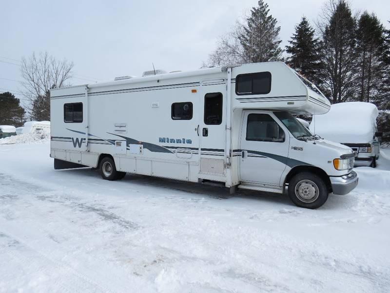 2002 Winnebago Minnie Winnie   -31C -Ford  - Springville NY