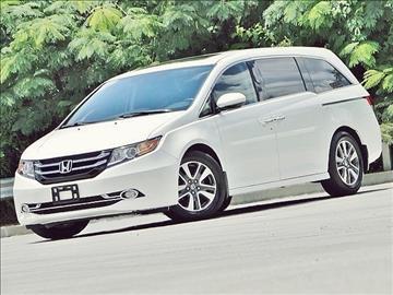 2014 Honda Odyssey for sale in Marietta, GA